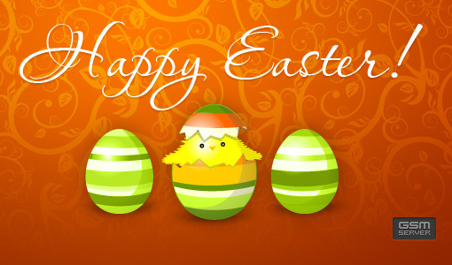 Holy and Happy Easter!